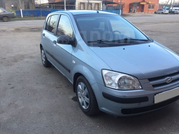 Hyundai Getz, 2005 год, 245 000 руб.