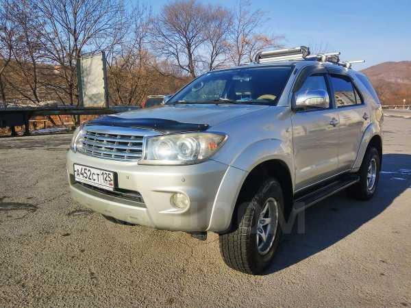 Toyota Fortuner, 2009 год, 1 200 000 руб.