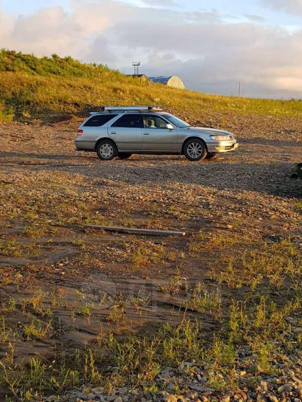 Toyota Mark II Wagon Qualis, 1999 год, 150 000 руб.