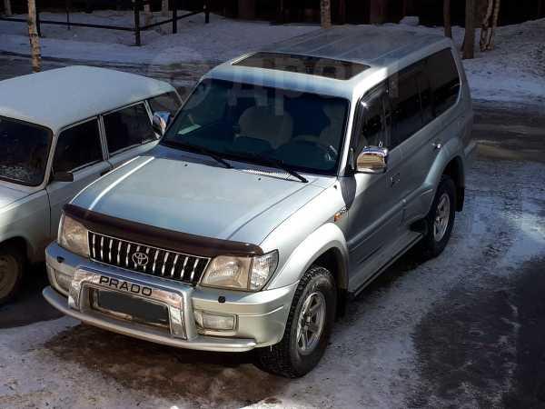 Toyota Land Cruiser Prado, 2002 год, 950 000 руб.