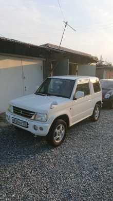 Владикавказ Pajero Mini 2003