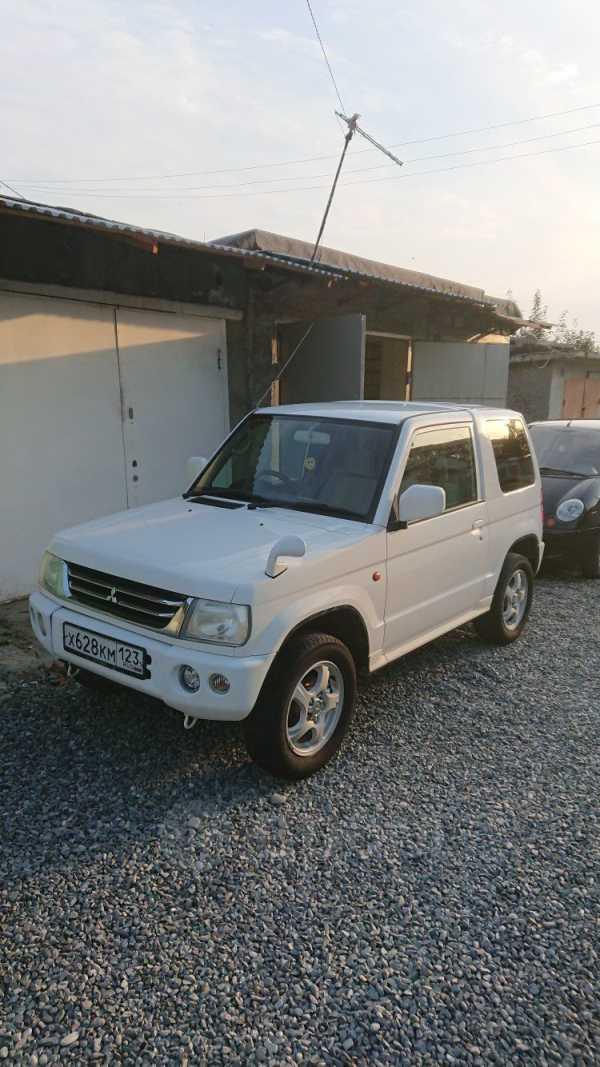 Mitsubishi Pajero Mini, 2003 год, 260 000 руб.