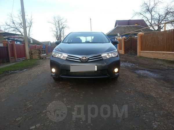 Toyota Corolla, 2013 год, 670 000 руб.