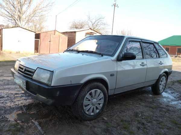 Лада 2109, 2002 год, 98 000 руб.