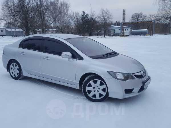 Honda Civic, 2009 год, 440 000 руб.