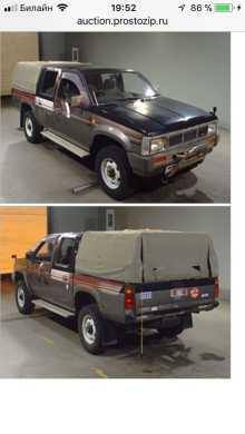 Дальнереченск Datsun 1991