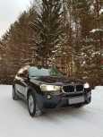 BMW X3, 2015 год, 1 855 000 руб.