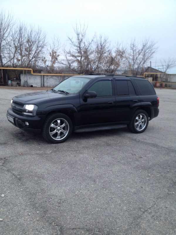 Chevrolet TrailBlazer, 2009 год, 650 000 руб.