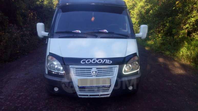 ГАЗ 2217, 2010 год, 270 000 руб.