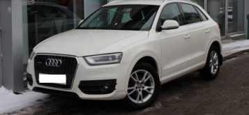 Челябинск Audi Q3 2012