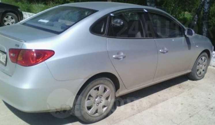 Hyundai Avante, 2008 год, 379 000 руб.