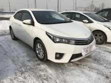 Новокузнецк Corolla 2014