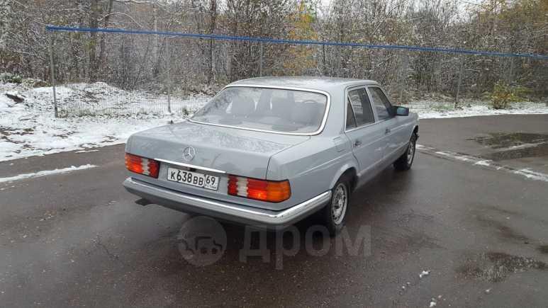 Mercedes-Benz S-Class, 1986 год, 260 000 руб.