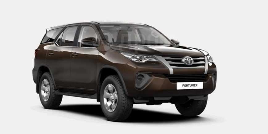 Toyota Fortuner, 2018 год, 2 112 000 руб.