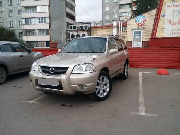 Mazda Tribute, 2001 год, 330 000 руб.