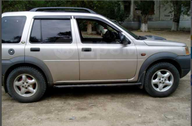 Land Rover Freelander, 1998 год, 275 000 руб.