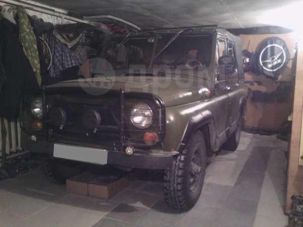 УАЗ 3151, 1992 год, 115 000 руб.