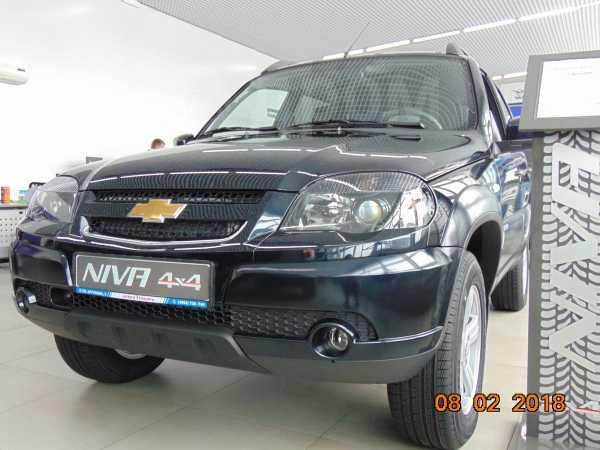 Chevrolet Niva, 2018 год, 697 500 руб.