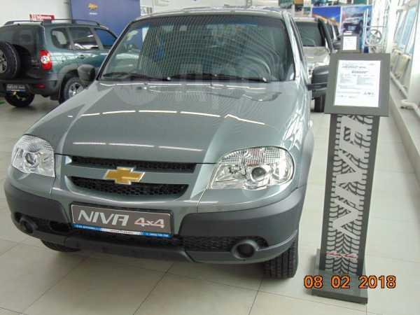 Chevrolet Niva, 2018 год, 563 000 руб.