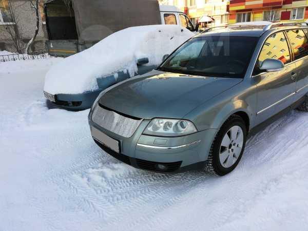Volkswagen Passat, 2004 год, 370 000 руб.