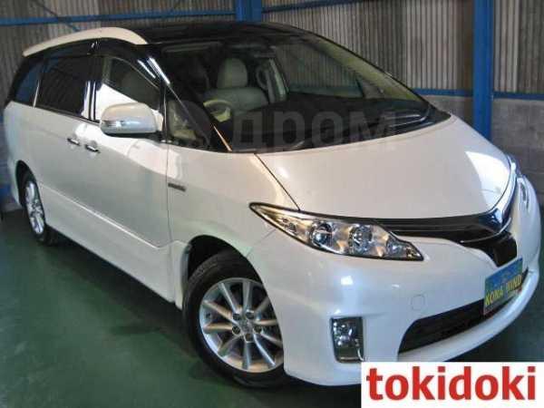 Toyota Estima, 2015 год, 1 400 000 руб.