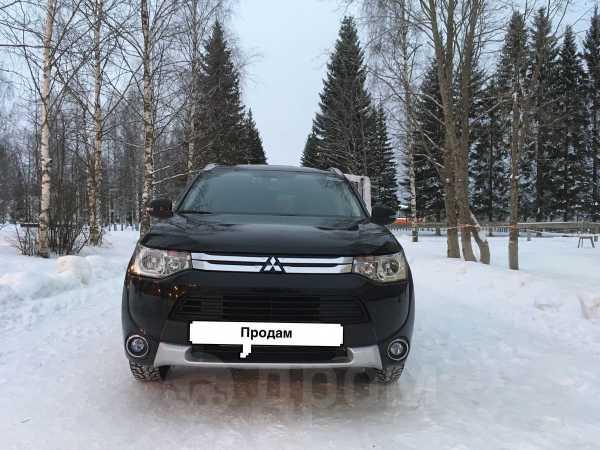 Mitsubishi Outlander, 2014 год, 1 170 000 руб.