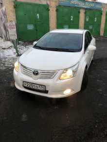 Челябинск Avensis 2010