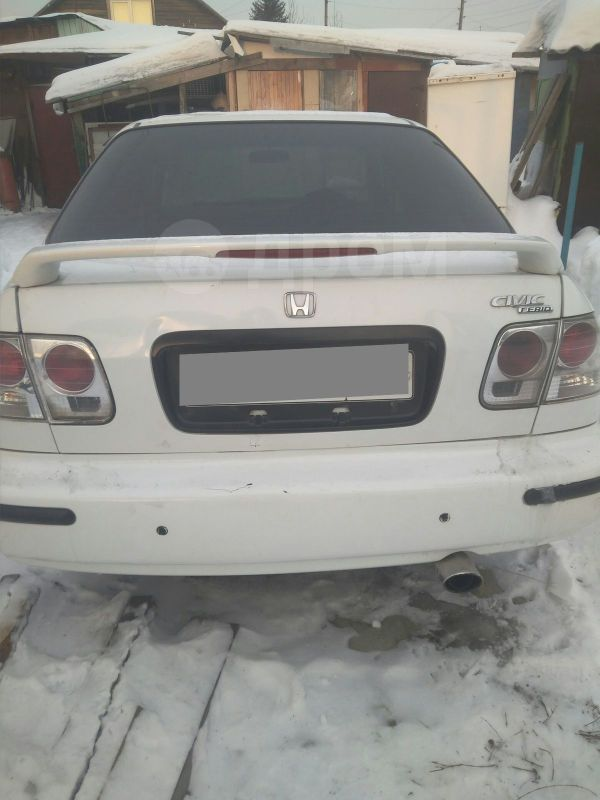 Honda Civic Ferio, 1998 год, 110 000 руб.