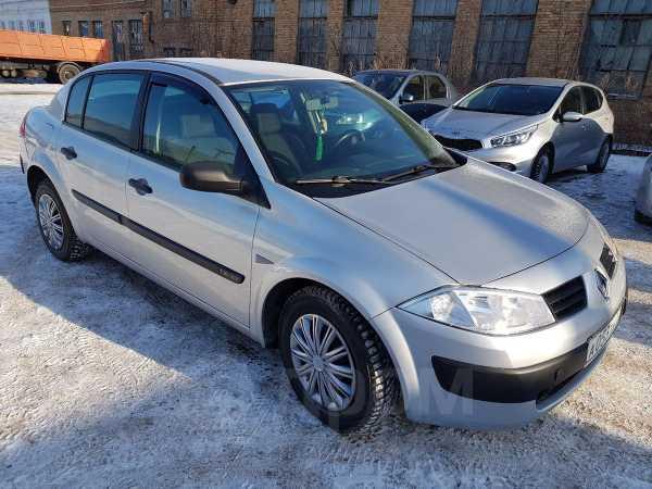 Renault Megane, 2005 год, 217 000 руб.