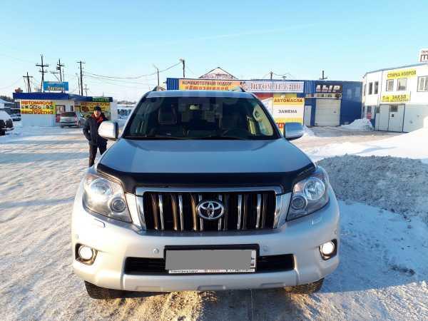 Toyota Land Cruiser Prado, 2011 год, 1 950 000 руб.