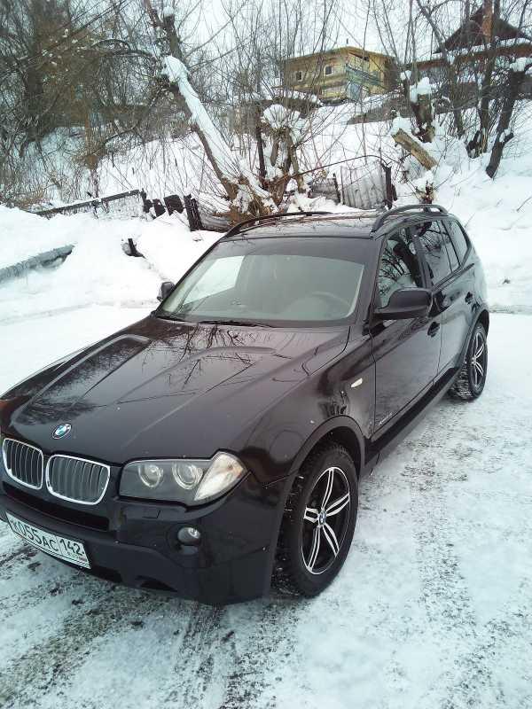 BMW X3, 2010 год, 970 000 руб.