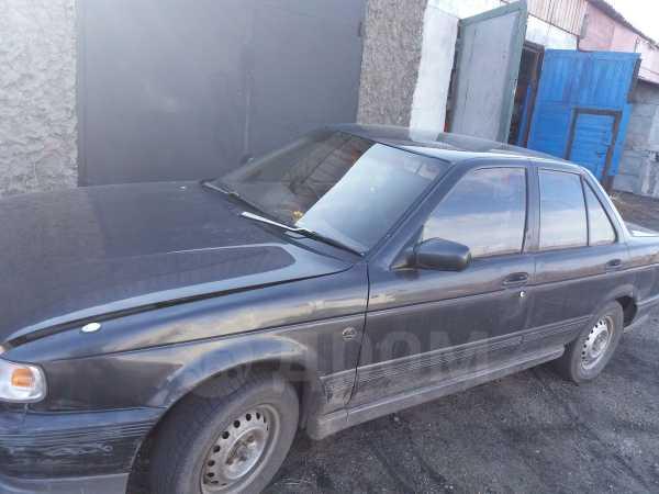 Nissan Sunny, 1991 год, 60 000 руб.