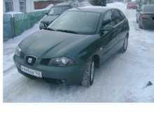 SEAT Ibiza, 2003 г., Кемерово