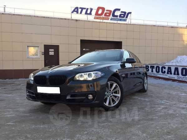 BMW 5-Series, 2016 год, 2 390 000 руб.