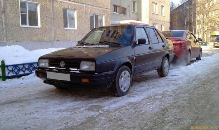 Volkswagen Jetta, 1989 год, 60 000 руб.
