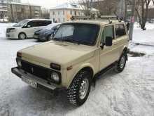 Красноярск 4x4 2121 Нива 1983