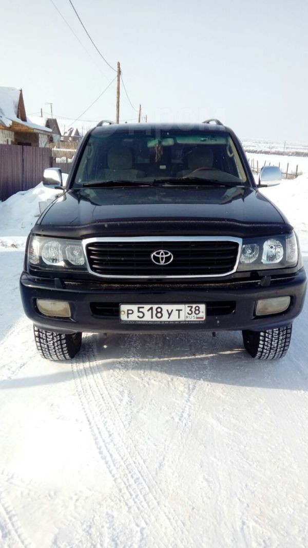 Toyota Land Cruiser, 2001 год, 1 250 000 руб.