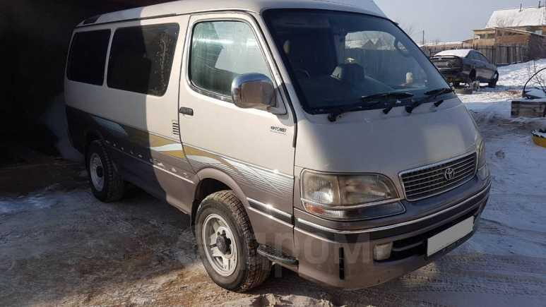 Toyota Hiace, 1998 год, 415 000 руб.