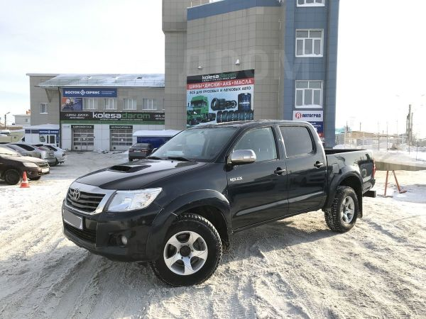 Toyota Hilux Pick Up, 2012 год, 1 097 000 руб.