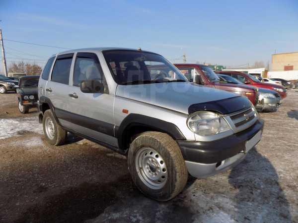 Chevrolet Niva, 2003 год, 149 000 руб.