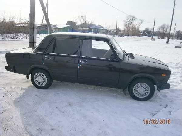 Лада 2107, 2008 год, 97 000 руб.
