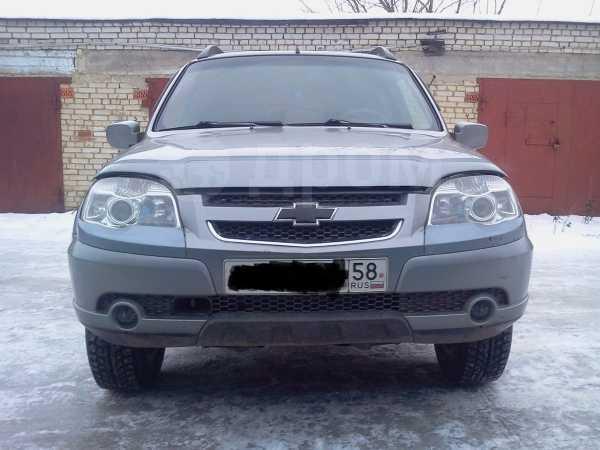 Chevrolet Niva, 2009 год, 292 000 руб.