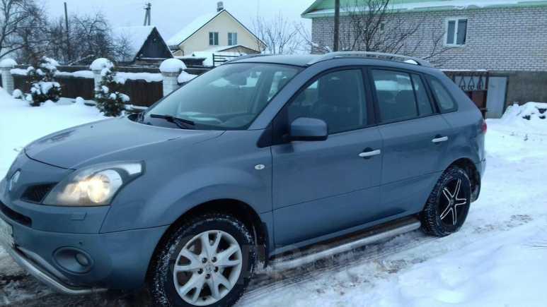 Renault Koleos, 2008 год, 420 000 руб.