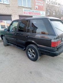 Челябинск Range Rover 2000
