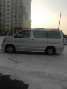 Комсомольск-на-Амуре Caravan Elgrand