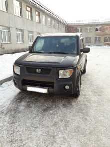 Honda Element, 2004 г., Екатеринбург
