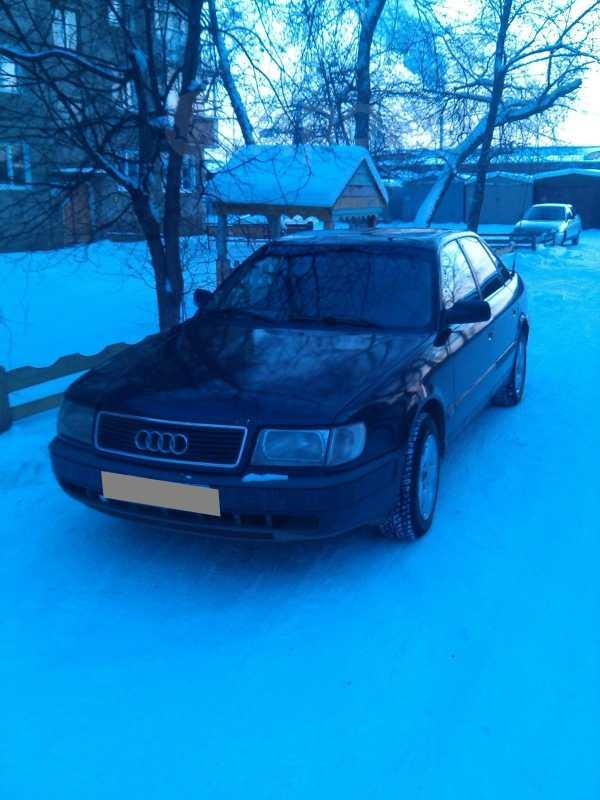 Audi 100, 1992 год, 125 000 руб.