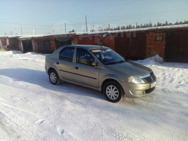 Renault Logan, 2011 год, 295 000 руб.