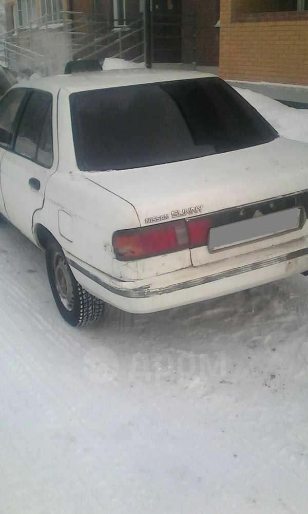 Nissan Sunny, 1990 год, 35 000 руб.