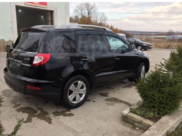 Geely Emgrand X7, 2014 год, 490 000 руб.